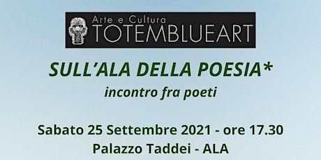 Sull'Ala della poesia 2021 biglietti