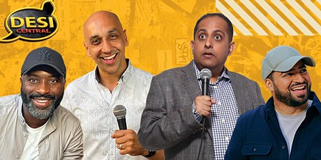 Desi Central Comedy Show - Wolverhampton tickets