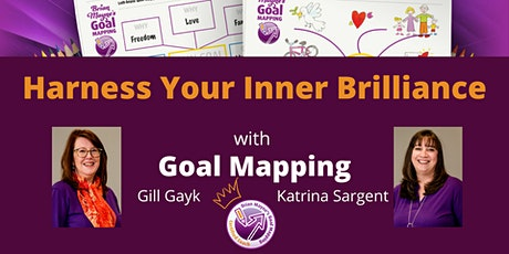 Harness Your Inner Brilliance with Goal Mapping - November tickets