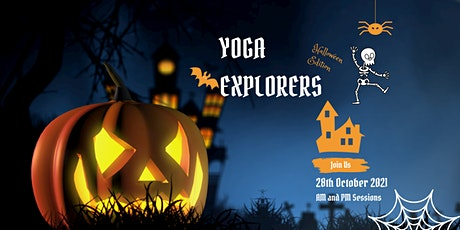 Yoga Explorers - Chilled to the Bones tickets
