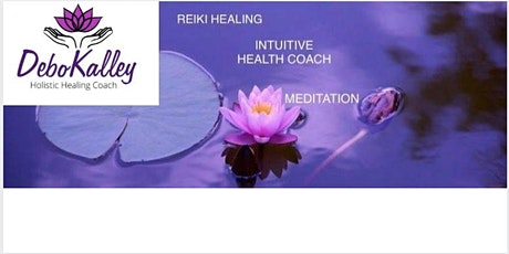Guided Healing Meditation for Physical and Emotional Stress tickets