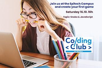 Epitech Snake Coding Club - JavaScript Tickets