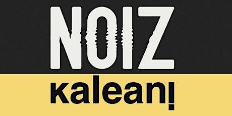 NOIZ Kalean! Encuentro de Octubre con tu revista favorita entradas
