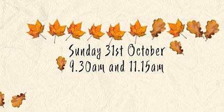 Newcastle Presbyterian Church Sunday Service 31st  October tickets