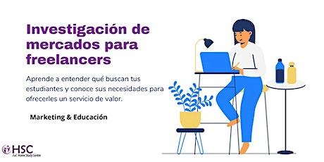 Investigación de mercados  freelancers- Aprende a crear encuestas online entradas