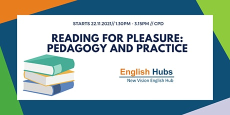 Reading for Pleasure: Pedagogy and Practice tickets