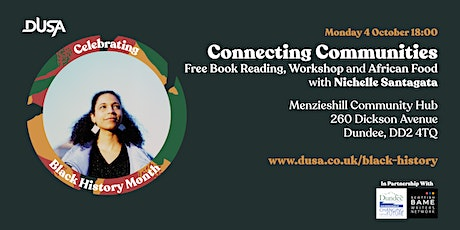 Black History Month: Connecting Communities with Nichelle Santagata tickets