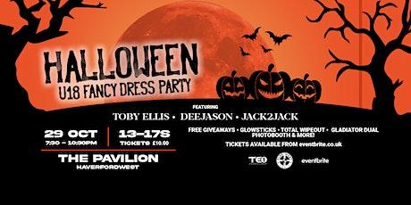 Halloween U18s Fancy Dress Party! tickets