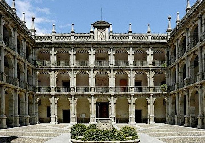 Imagen de Visita guiada a la Universidad de Alcalá.