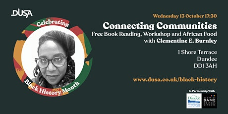Black History Month: Connecting Communities with Clementine E. Burnley tickets