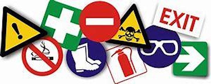Pasport Diogelwch Diwydiannau Creadigol/Creative Industries Safety Passport image