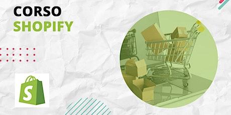 Digital Lab - Corso Shopify biglietti