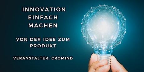 Innovation einfach machen Tickets