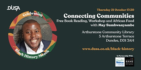 Black History Month: Connecting Communities with May Sumbwanyambe tickets