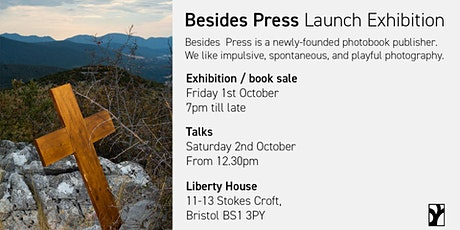 Besides Press Launch: Exhibition,Talks and Book Sale tickets