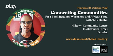 Black History Month: Connecting Communities with T. L. Huchu tickets
