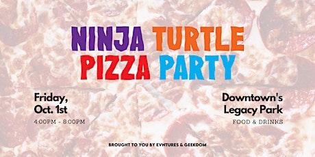 Evntures X Geekdom X Pub Run SA - TMNT Pizza & Movie Party @ Legacy Park tickets