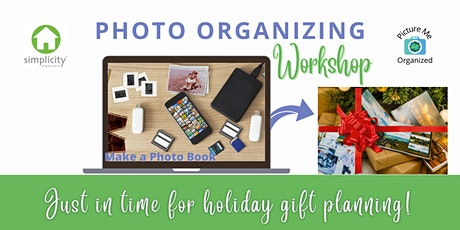 Photo Organizing Workshop tickets