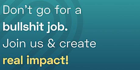 Digital Event 19-10-2021 | Growth Hacking Traineeship @ TTI tickets