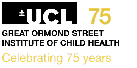 75th Anniversary Lecture Series: The UCL GOS Institute of Child Health tickets