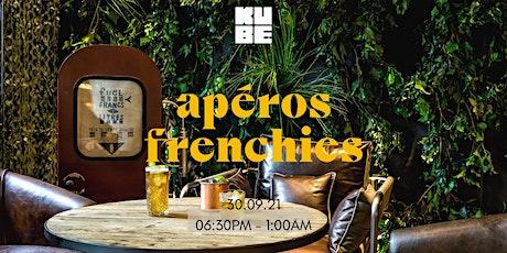 Apéros Frenchies - Paris - International Afterwork billets