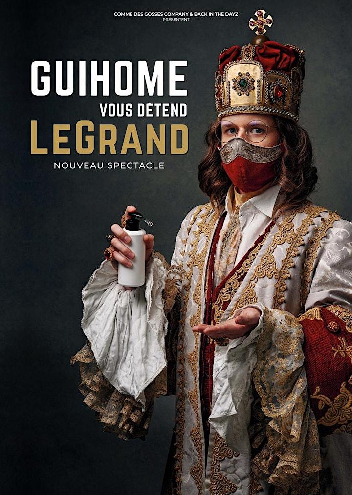 Image pour Namur is a Joke 2021 - GUIHOME VOUS DETEND LEGRAND