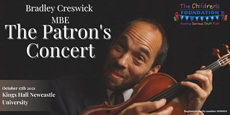 The Patron's Concert: Bradley Creswick and Friends Play tickets