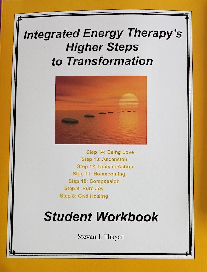 IET Higher Steps of Transformation image