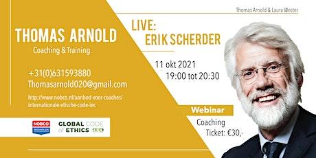 Doelen Stellen & Dopamine: met Live Erik Scherder! tickets
