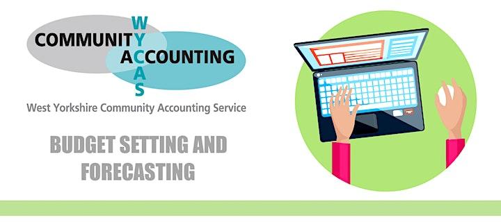 Budget Setting and Forecasting (Leeds & Bradford Groups) image