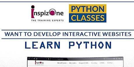 Best Python Web Development Course Singapore - Python Classes tickets