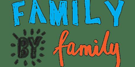 Family By Family Stoke Webinar tickets