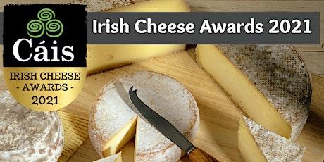 Irish Cheese Awards 2021 tickets