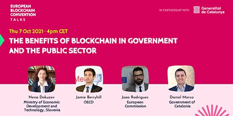 The Benefits of Blockchain in Government and the Public Sector tickets