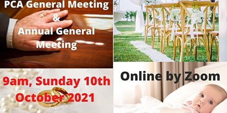 Professional Celebrants Ass - General Meeting and Annual General Meeting tickets