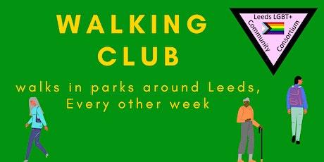 Wheels And A Walk (walking club) tickets