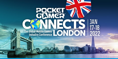 Pocket Gamer Connects London 2022 [LIVE!] tickets