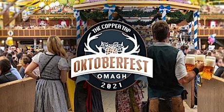 The Copper Tap - Oktoberfest 2021 tickets