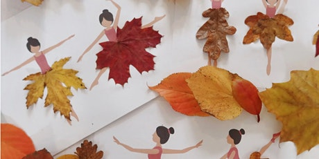 Childrens Creative Autumn Workshop - an arts and crafts session to inspire tickets