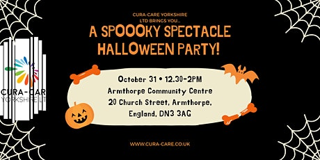 A Spooky Spectacle - Halloween Party tickets