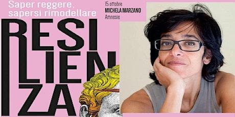 MICHELA MARZANO - Amnesie biglietti