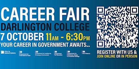 Darlington Economic Campus Career Fair tickets