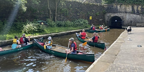 1 Hour Canoe Taster Sessions - Standedge Tunnel & Visitor Centre tickets