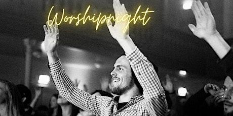 30 okt Worship night tickets