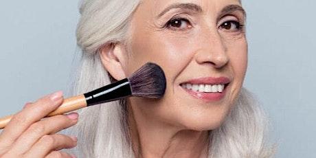 Online Facebook Makeup Masterclass for Mature Skins tickets