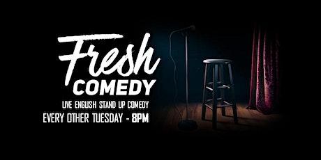 Fresh Comedy Night tickets