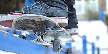 Junior Skateboarding (8-15 yrs) tickets