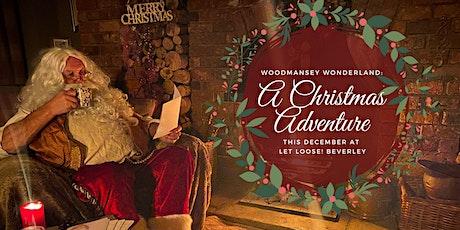 A Christmas Adventure - Woodmansey Wonderland. tickets