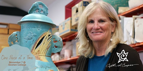 Cynthia Cooper: One Piece at a Time tickets