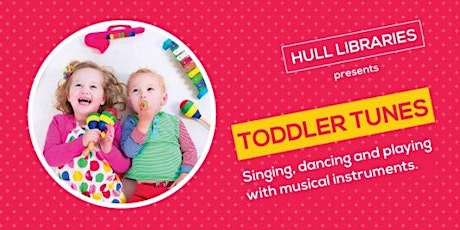 Toddler Tunes - Ings Library tickets